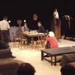Au Théâtre Antoine Vitez, le «Loft Story» civilisé de Danielle Bré.