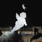 Deux Tadornes au Week-end d'ouverture de Marseille Provence 2013.