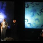 Au Festival d'Avignon, Guy Cassiers et Fabienne Darge, critiques du Monde
