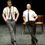 Un beau pas de deux, avec Pippo Delbono dans «Le temps des assassins».