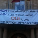 Marseille Provence 2013 et sa mairie annexe.