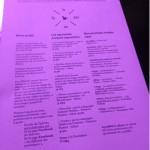 «Offinité Publique» du 10 juillet 2013 des Tadornes au Festival Off d'Avignon….première sélection de spectacles.